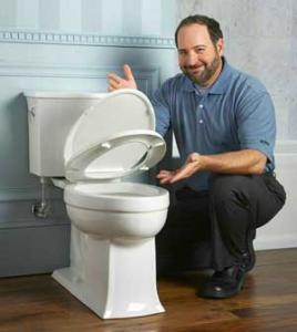 Low Flow Toilets Are a Homestead Plumbing Service Speciality